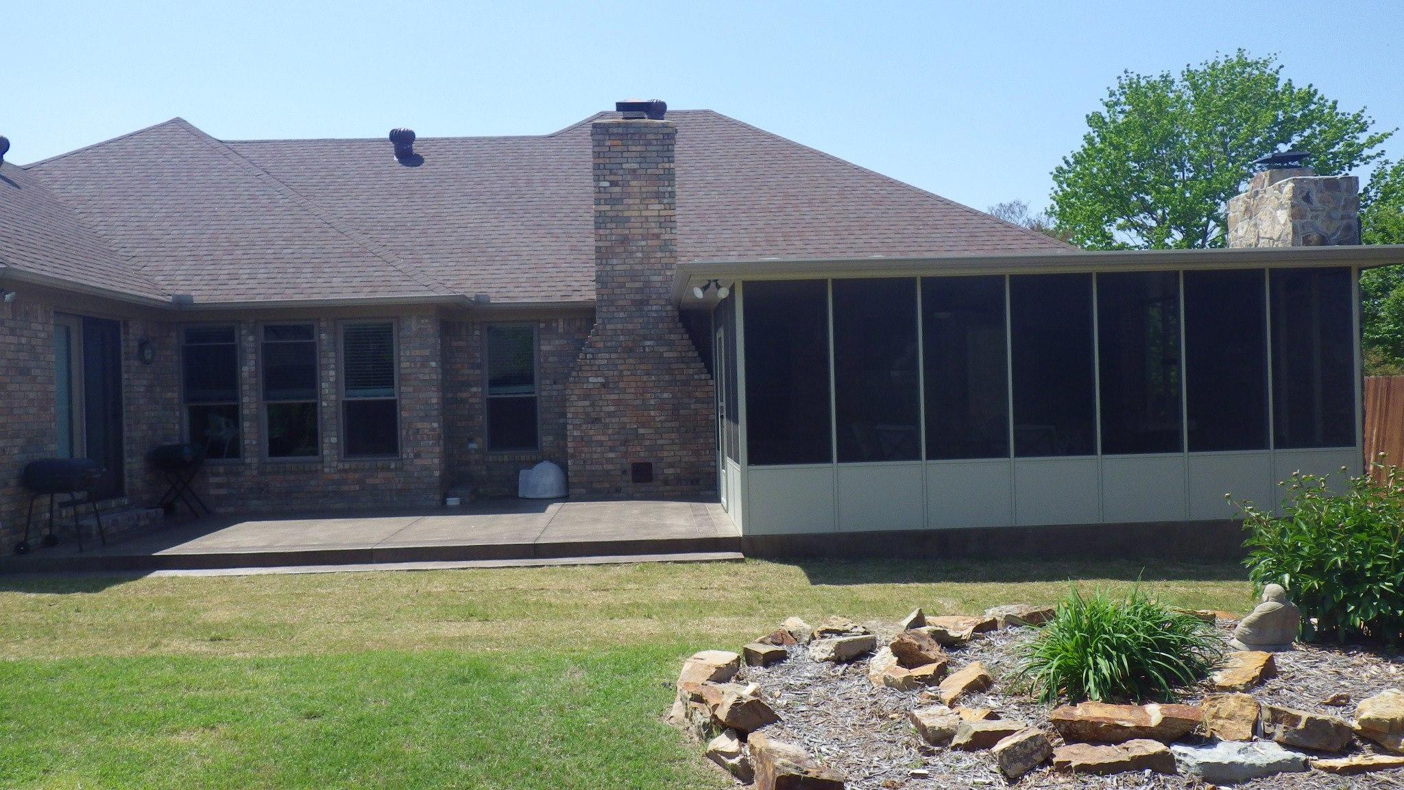 BackYard Paradise - Kordsmeier Remodeling   Conway, AR